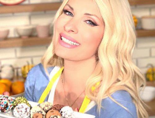 Η Ελένη Μενεγάκη έγινε μαγείρισσα και έχει την τέλεια συνταγή